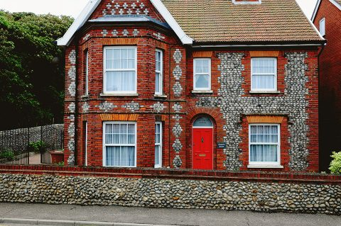 Victoria House, East Runton, north Norfolk